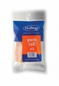 Hollings Mini Pork Roll 3 piece x 20