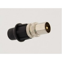 CaP IEC Male Connector + CaP Covers 100