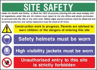 Construction Sign CONS0013-0127