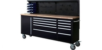 """Neilsen Toolchest 84""""  Workbench and Tool Cabinet CT4125"""