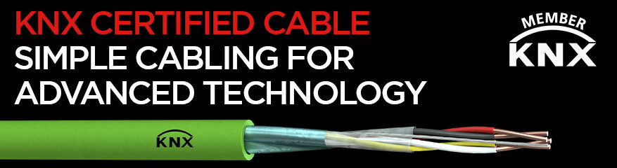 KNX - Advanced Technology, Simple Cabling