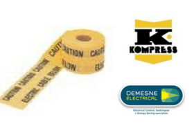 kompress warning tape