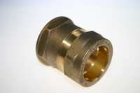Compression Female Coupler 1 1/4 inch 312