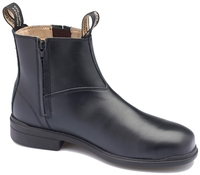 Blundstone 783 Executive Dress Side Zip Safety Boot Black