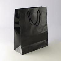Medium Black Luxury Bag.