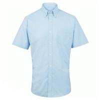 Premier Short Sleeve Shirt Light Blue