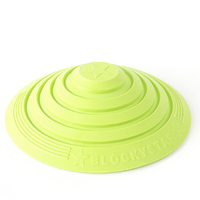 Blockystar OVNI Door and Window Stop Green