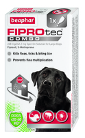 Beaphar FIPROtec COMBO Large Dog Spot On 1 Tube x 1