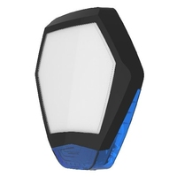 Texecom Odyssey X3 Cover (Black/Blue) WDB-000