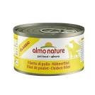 Almo Nature Classic Dog Can Chicken Fillet 95g x 24