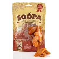 Soopa Sweet Potato Dog Treats 100g x 1