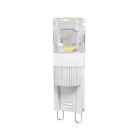 LED G9 CAPSULE  240V 1.5WATT G9 WARM WHITE 110LM