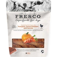 Fresco Superfoods Dog Treats Chicken Pumpkin Sweet Potato & Carrot 100g x 1