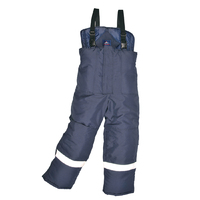 Portwest Cold-Store Saloppettes Navy