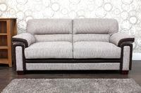 Memphis Fabric Sofa 1
