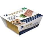 Applaws Dog Pate Foils - Salmon & Veg 150g x 7