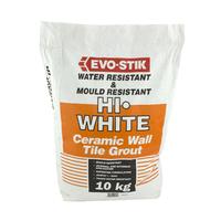 Evo-Stik Anti-Bac White Grout