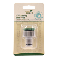 Kingfisher Threaded Tap Connector - 607SNCP (607SNCP)