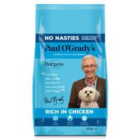 Burgess Paul O'Grady Adult Dog - Chicken 15kg