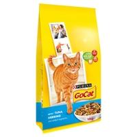 Go-Cat Adult Cat Tuna Herring & Veg 10kg