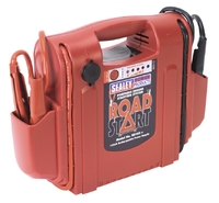 Sealey RoadStart Emergency Power Pack 12V 1600 Peak Amps  Booster Pac