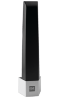 One For All Digital Indoor Antenna, Amplified Up To 43dB, Range to 15km
