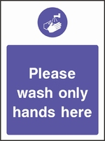 Food Processing and Hygiene Sign FOOD0002-0591