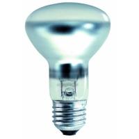 R64 STANDARD SPOT LAMP  240V 60WATT ES/E27 OPAL DIFFUSED 420CD