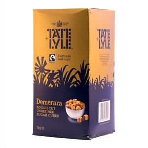Brown Cube Sugar Tate and Lyle 1kg