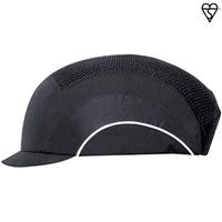 Hardcap A1+ 2.5cm Micro Peak - Black