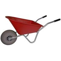 County Junior Kids Wheelbarrow Plastic 35lt - Red