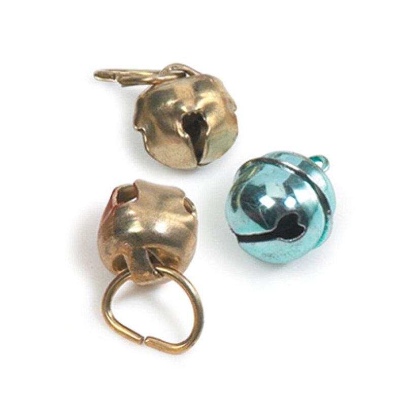 Ancol Collar Bells x3