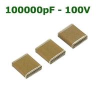100000pF - 100V | SMD CERAMIC CAPACITOR