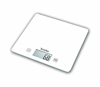 TERRAILLON DIGITAL KITCHEN SCALE WHITE