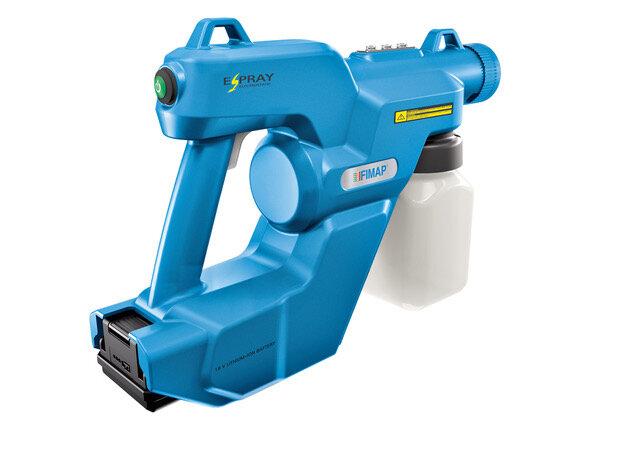 E-Spray Hand Held Electrostatic Sprayer 2