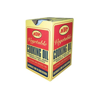 Vegetable Oil (Plastic in Box)-KTC-(20lt)
