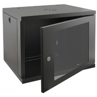 9U 450MM DEEP WALL CABINET
