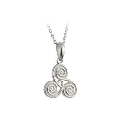 S/S SMALL CELTIC SPIRAL