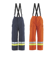 HONEYWELL Firepro Fire Fighting Interventions Bib Trousers