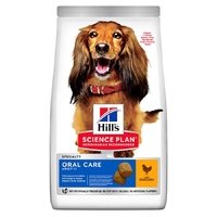 Hill's Dog Oral Care - Medium Breed Chicken 12kg