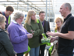 Grow Career Takes Root in West Sussex