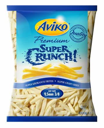 Supercrunch Fries 9.5mm