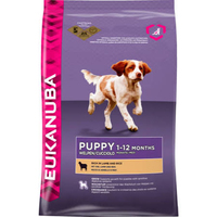 Eukanuba Puppy - Lamb & Rice 2.5kg