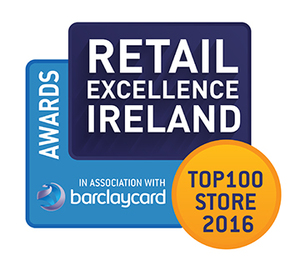 TOP 100 Irish Store 2016