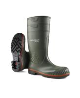 Dunlop A442631 Green Acifort Safety Wellington S5 SRA
