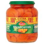 SunnySouth Sliced Carrots 340g+100% x12
