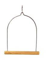 Beaks Wooden Cockatiel Swing - Large x 1