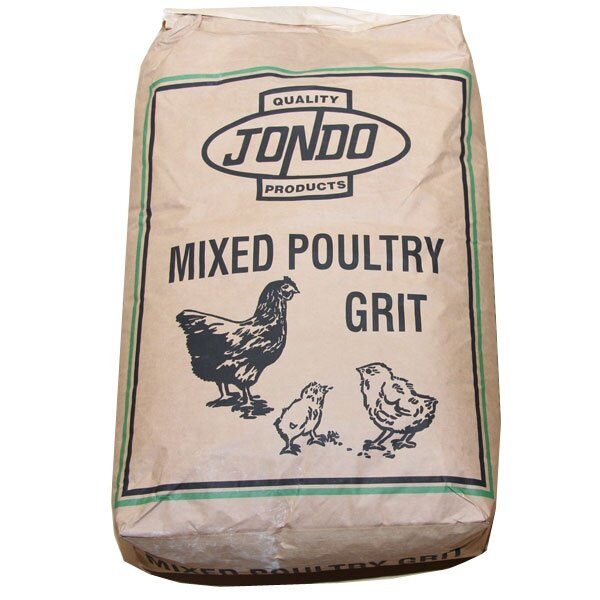 Jondo Mixed Poultry Grit 25kg