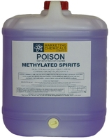 Methylated Spirits Purple
