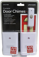 Portable Door Chime - Twin Pack  - 63025